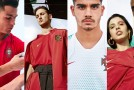 HAIL EUROPE'S KINGS: PORTUGAL'S NEW KITS FLASH GOLD AND KINETIC GREEN
